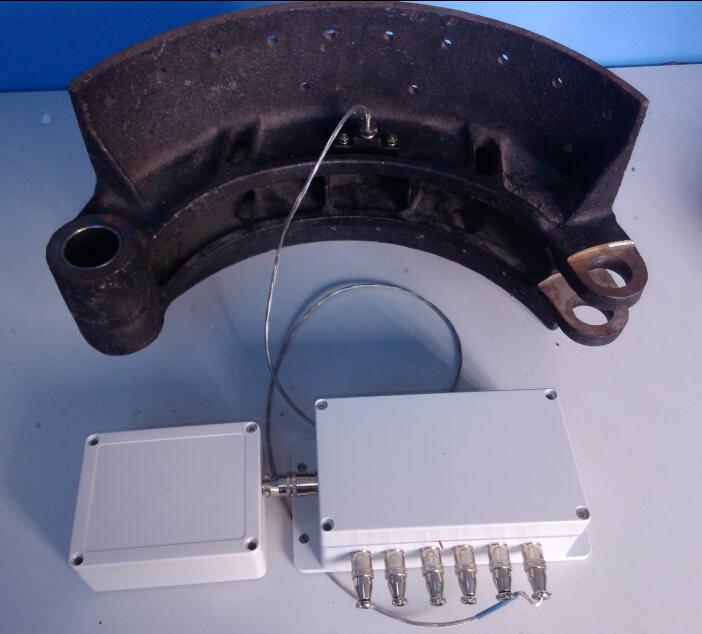 制动器温度监控及预警系统(BODS)