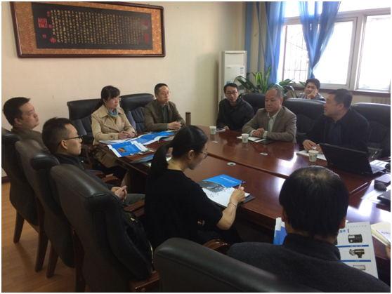 公司与长安大学汽车学院建立校企合作关系